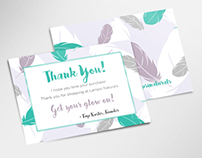 Stationery Designs - Lampsi Naturals