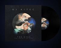 "Collage artwork series for ""Emotions""album by DJ KItec"