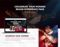 Celebrate Your Wonder