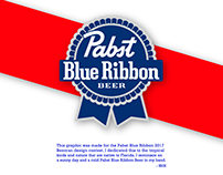 PBR Beercan Design