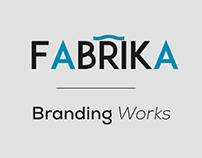 Startup Fabrika // Branding Works