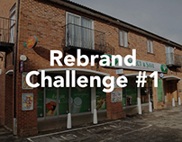 Rebrand Challenge #1: Select & Save