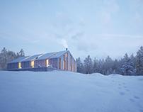 KOŁO ULTRA - Modern Barn