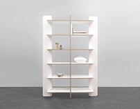 bookcase SHELFIE