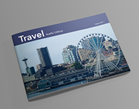 Travel Magazine Seattle