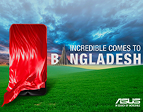 Zenfone arrival Campaign in Bangladesh.