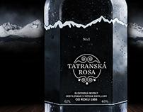 Tatranská Rosa whisky