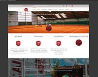 Tennis Club Amiens Métropole - Web site