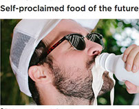 "Soylent - The ""Food"" of the Future"