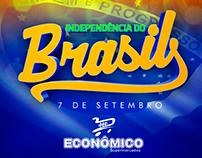 Independência do Brasil | Supermercado Econômico