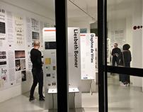 Exhibition in Antwerp - Book Design - Catapult, Antwerp