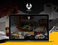Eagles Coffee & Food Studio // Website
