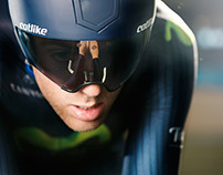 Alex Dowsett for Men's Fitness