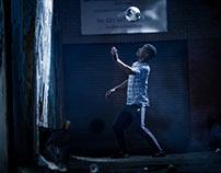 Fives & Adidas Street Football