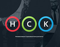 HCK - Independent insurance consultants. Landing page.