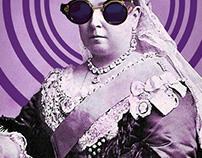 Contextual Image: Queen Elizabeth with Googles