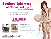 A Little Market :: Flyer