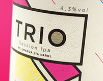 Cerveja Trio