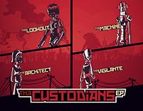 CMR - The Custodians EP
