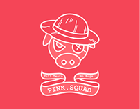 Logo for PinkSquad