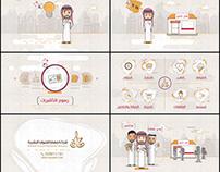 MAHARAH - Work Section infographics