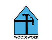 WoodsWork Logo Project