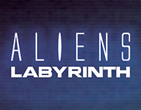 Aliens Labyrinth - Mobile Game