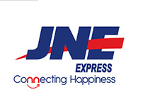 "New JNE Tagline ""CONNECTING HAPPINESS"""