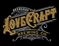 Lovecraft Brewing logo