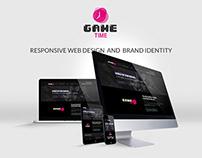 GameTime // UI Design
