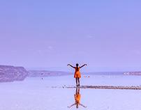 Lake Magadi Hot Springs With Hezena Lemaletian