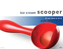 Zyliss Ice Cream Scooper