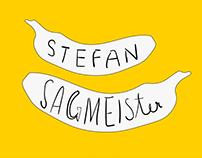 Stefan Sagmeister | Poster Design