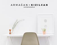 Armağan Kızılcan - Logotype