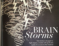 Brain Storms Article Illustration