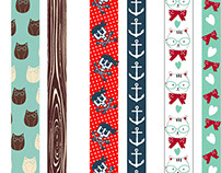 Washi tape designs