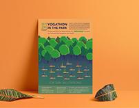Yogathon poster