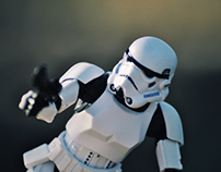 'Daily grind' - Stormtrooper