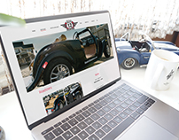 Route 12 Roadsters - Logo & Website