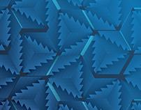 Seis by six - Geometric design