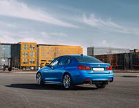 BMW 3-series f30
