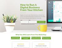 Rental Business Website