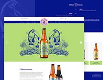 Rockmill – Producer of beer – Website