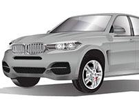 SUV Illustration