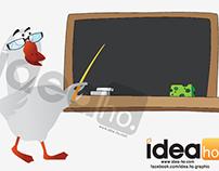 Character designed by : idea-ho.com