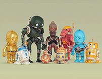 SW Droids