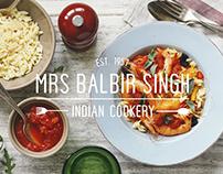 Mrs Balbir Singh
