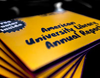 Hybrid Annual Report | American University Library