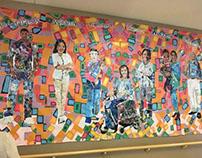 Welcoming Diversity Mural
