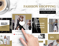 Instagram Template | Fashion Shopping